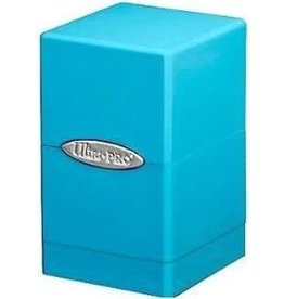 Ultra Pro Satin Deck Box Light Blue