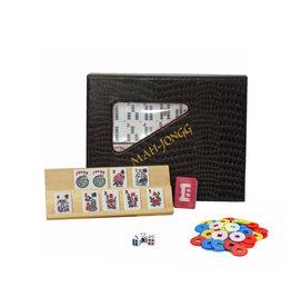 Wood Expressions Travel American Mahjong
