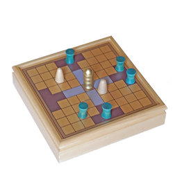 Wood Expressions King's Table - The Game of the Vikings