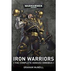 Games Workshop Iron Warriors - The Complete Honsou Omnibus