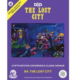 Goodman Games Original Adventures Reincarnated #4: The Lost City