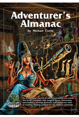 Goodman Games Adventurers Almanac (HC)