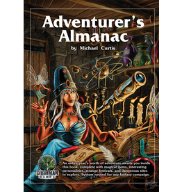 Goodman Games Adventurers Almanac (HC)