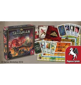 Pegasus Spiele Talisman Revised 4th Edition