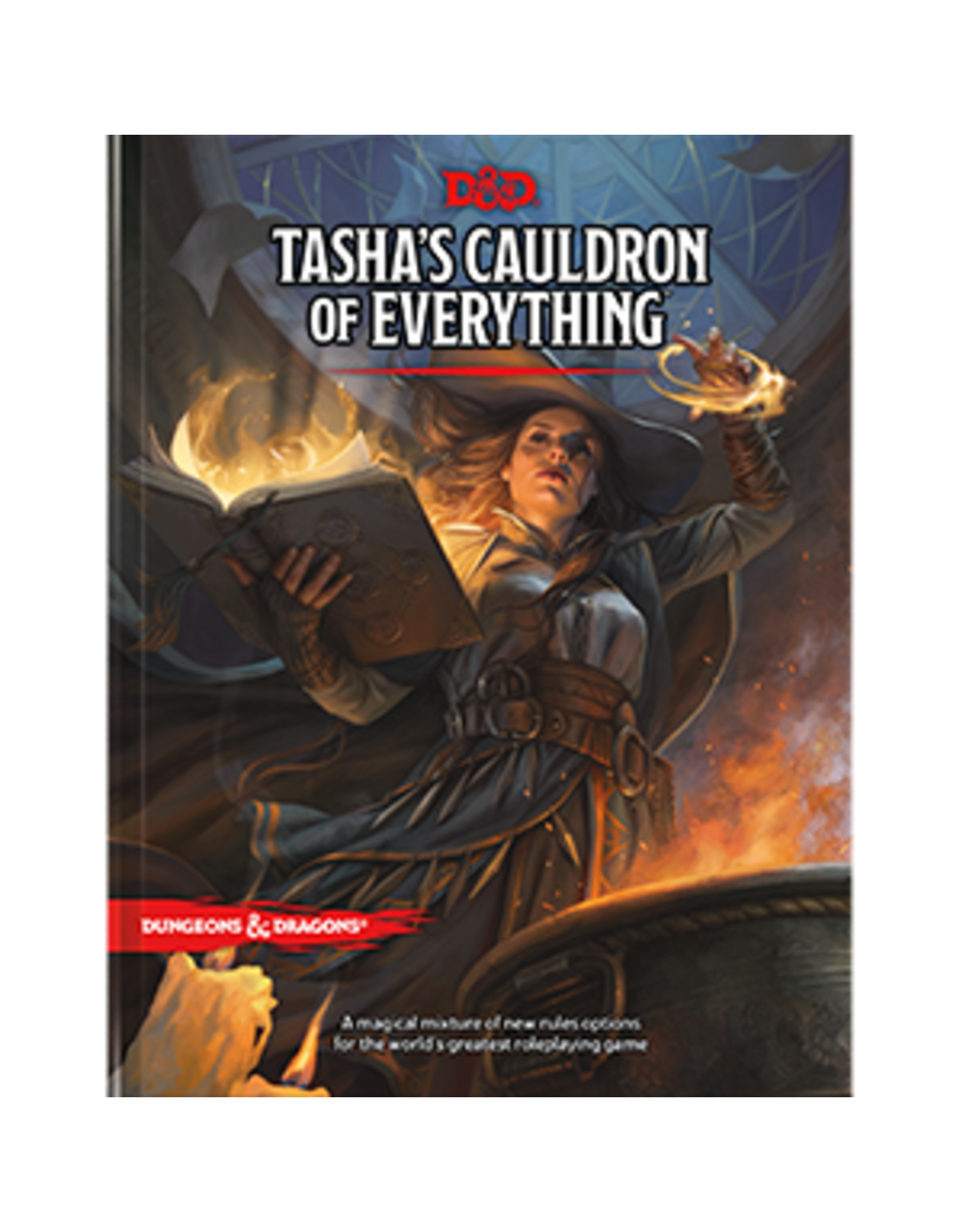 Wizards of the Coast Preorder Tasha's Cauldron of Everything