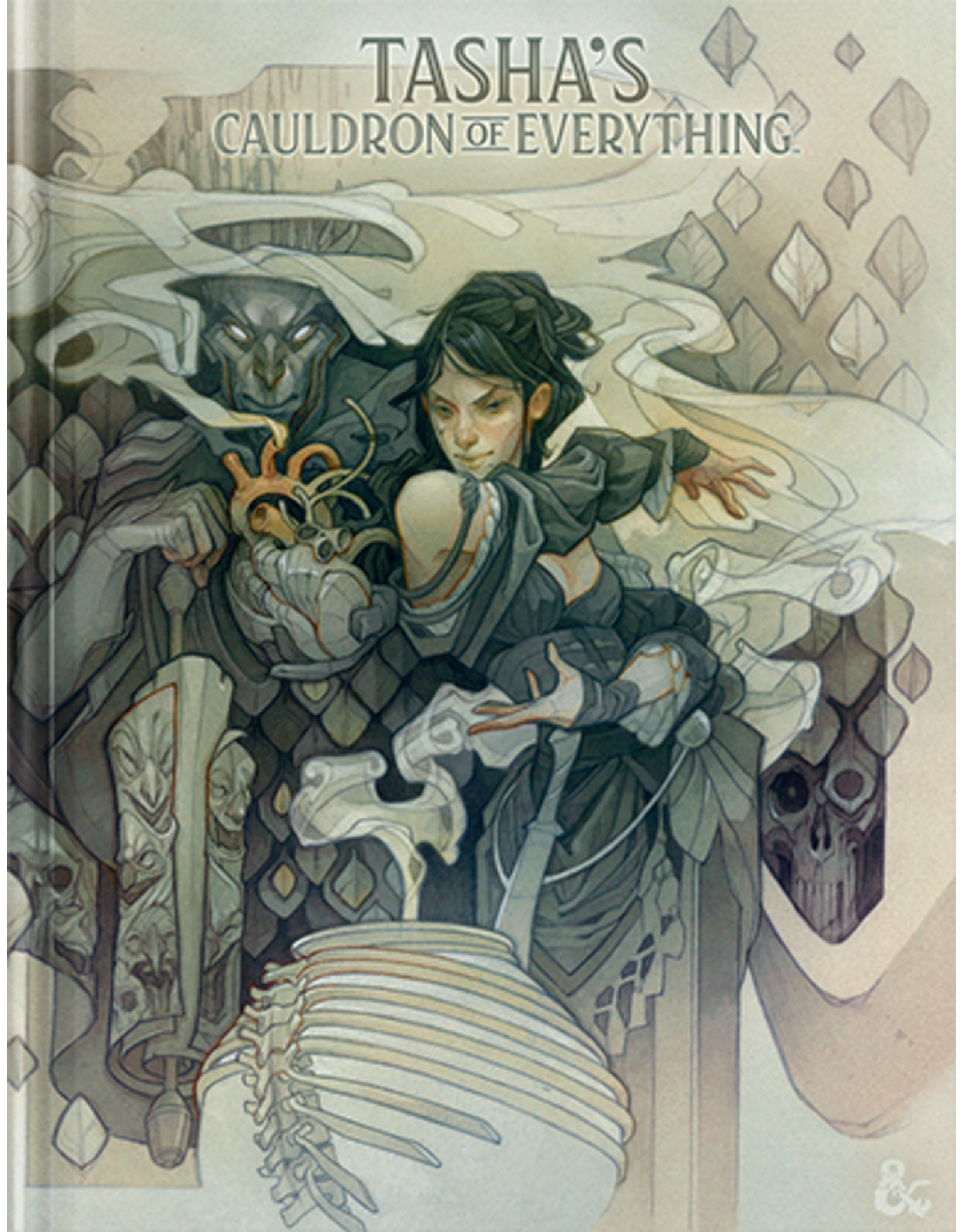 Wizards of the Coast Preorder Tasha's Cauldron of Everything Limited Edition Alternate Cover