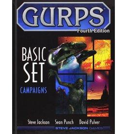 Steve Jackson Games GURPS Basic Set: Campaigns