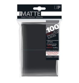 Ultra Pro DP: Pro Matte Black (100)