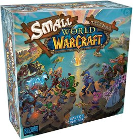 Asmodee Editions Small World of Warcraft