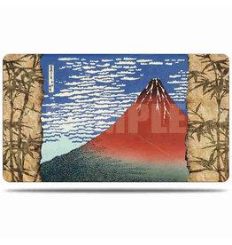 Ultra Pro Fine Art: Playmat - Red Fuji