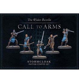 Modiphius Elder Scrolls: Call To Arms: Stormcloak Plastic Faction Starter