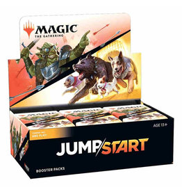 Wizards of the Coast MAGIC THE GATHERING: JUMPSTART BOOSTER BOX