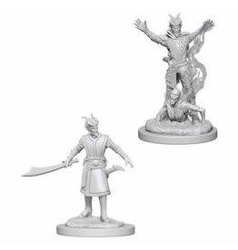 Wizkids D&D Minis Male Tiefling Warlock