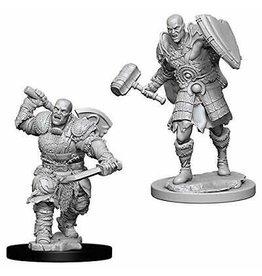 Wizkids D&D Nolzur's Mini: Male Goliath Fighter