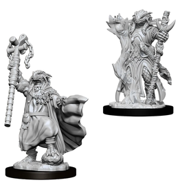Wizkids D&D Mini Nolzur's Female Dragonborn Sorcerer