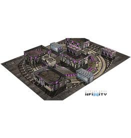 Corvus Belli Infinity: Dawn-02 Aplekton Scenery Pack