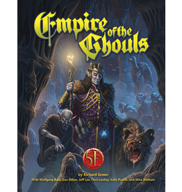 Paizo D&D 5E Empire of the Ghouls Hardcover