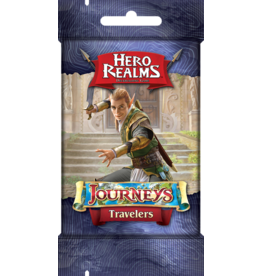 White Wizard Games Hero Realms: Journeys Travelers Pack
