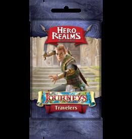 White Wizard Games Hero Realms: Journeys Travelers Pack