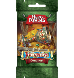 White Wizard Games Hero Realms: Journeys Conquest Pack