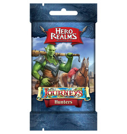 White Wizard Games Hero Realms: Journeys Hunters Pack