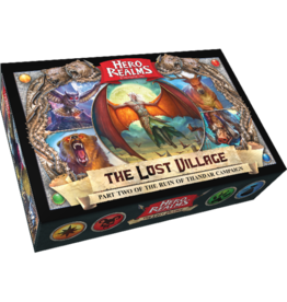 White Wizard Games Hero Realms:  The Lost Village Expansion