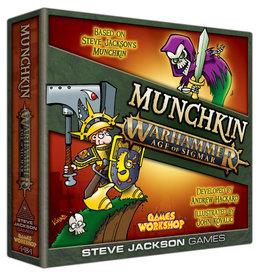 Steve Jackson Games Munchkin: Munchkin Warhammer Age of Sigmar