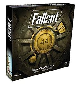 Fantasy Flight Games Fallout: The Board Game New California Expansion
