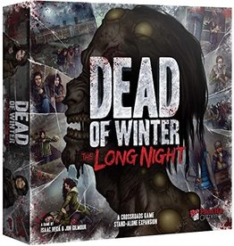 Z-Man Games Dead of Winter: The Long Night (Stand Alone or Expansion)