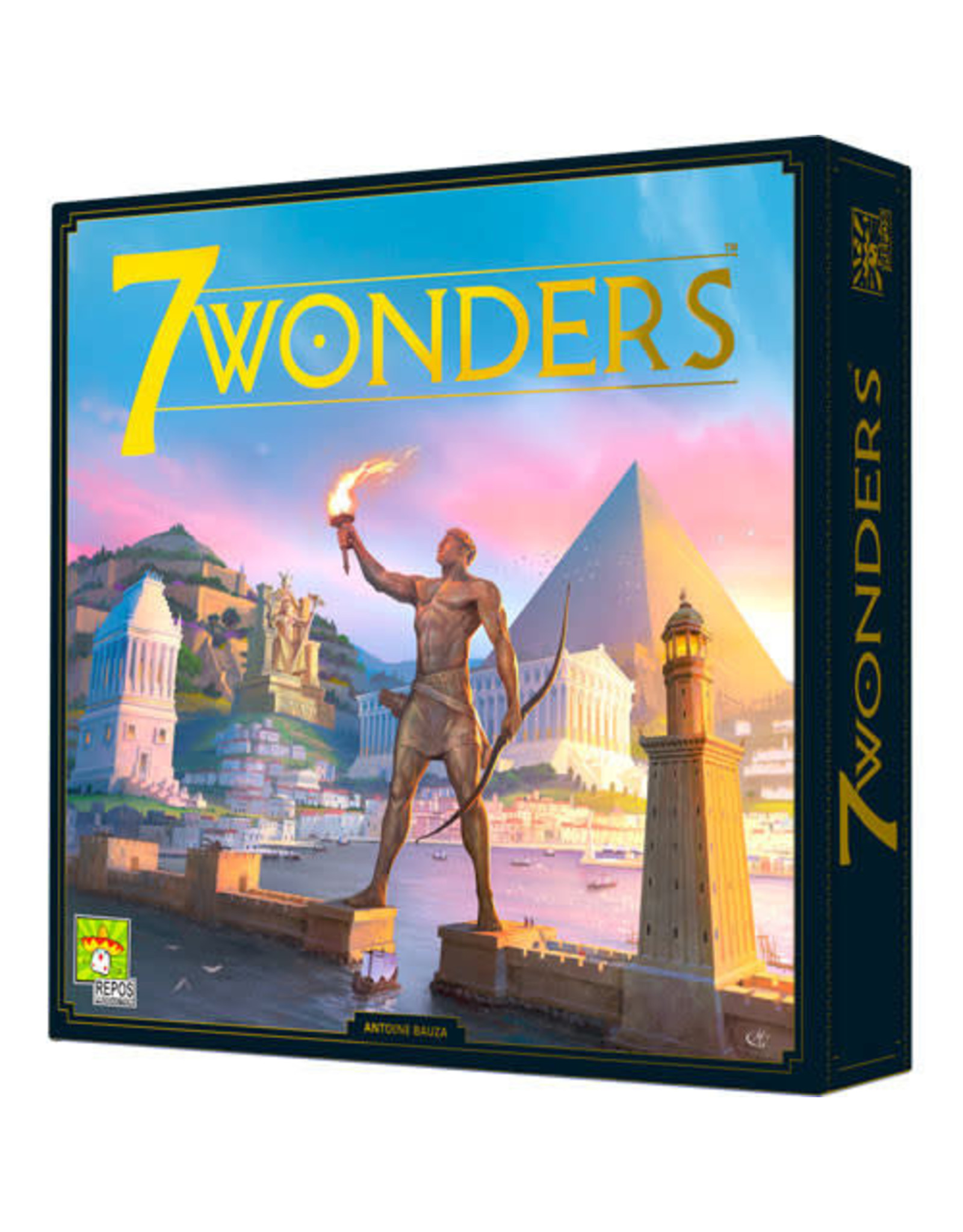 Repos Productions 7 Wonders New Edition