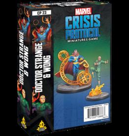 Fantasy Flight Games Marvel Crisis Protocol - Dr. Strange & Wong