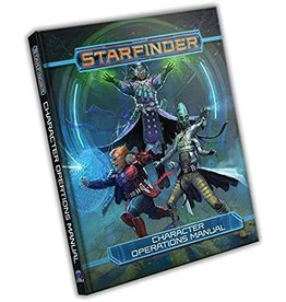 Paizo Starfinder RPG: Starship Operations Manual Hardcover