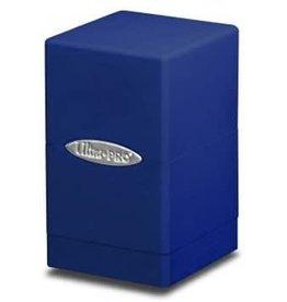 Ultra Pro Satin Deck Box BLUE