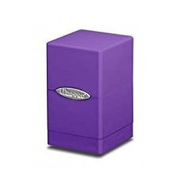 Ultra Pro Satin Deck Box Purple