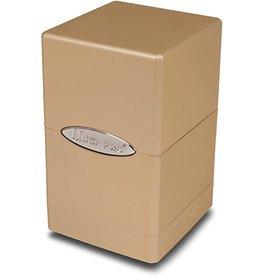 Ultra Pro Satin Deck Box Caramel