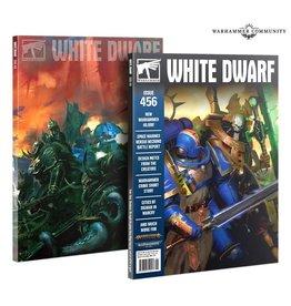 Games Workshop White Dwarf Monthly 456