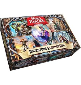 White Wizard Games Hero Realms: Adventure Storage Box