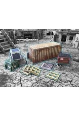 Battle Systems Battle Systems Shipping Containers 1