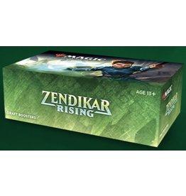 MTG: Zendikar Rising Draft Booster Box