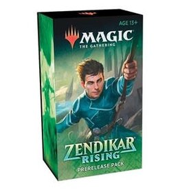 Wizards of the Coast Zendikar Rising Prerelese Pack