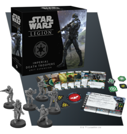 Fantasy Flight Games Star Wars: Legion - Imperial Death Troopers Unit Expansion