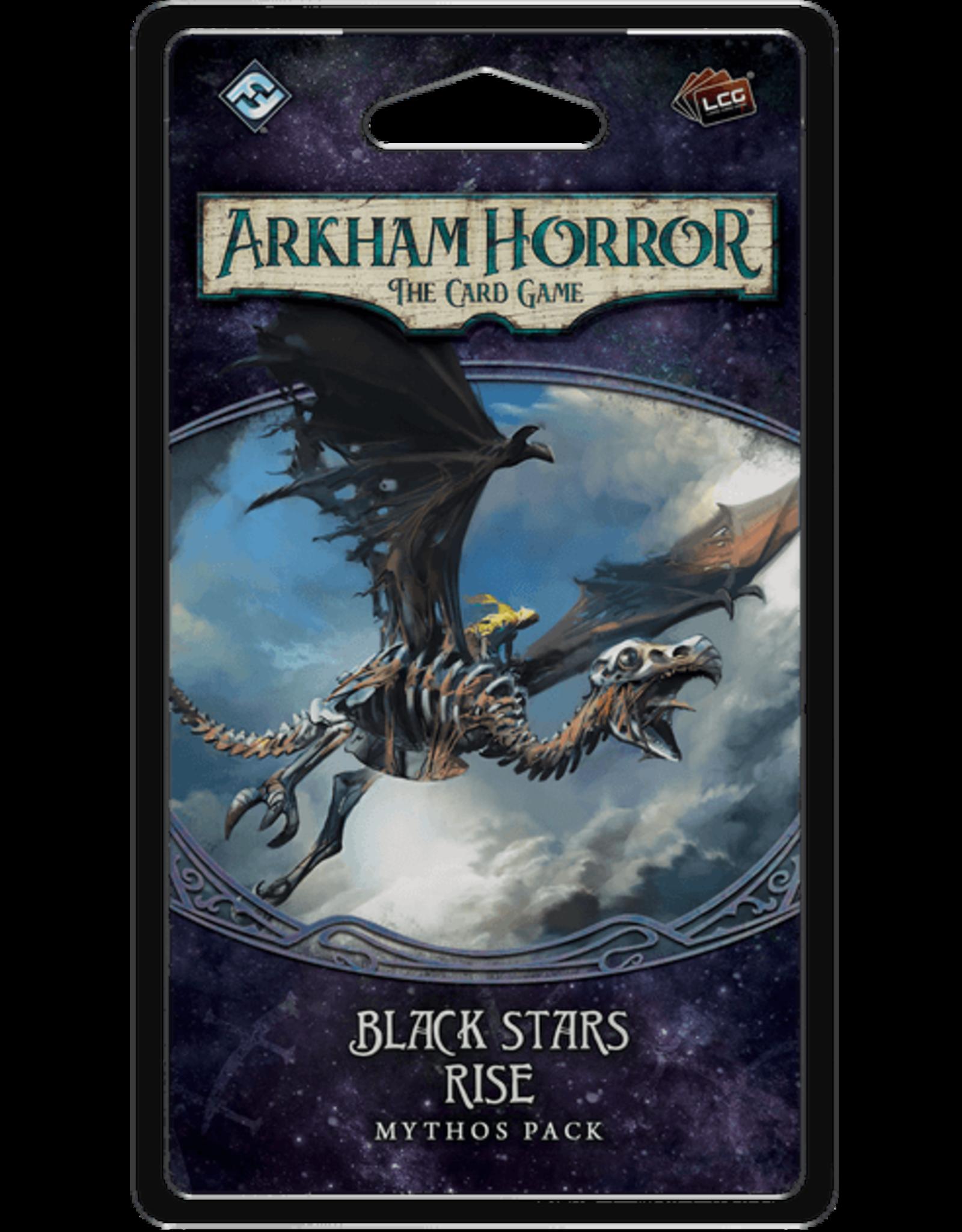 Fantasy Flight Games Arkham Horror LCG: Black Stars Rise Mythos Pack