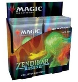 Wizards of the Coast MTG: Zendikar Rising Collector Booster Box
