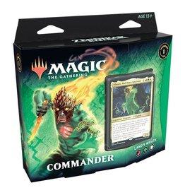 Wizards of the Coast ZENDIKAR RISING: COMMANDER DECK Land's Wrath