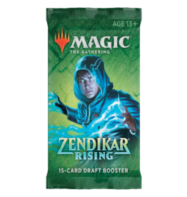 MTG: Zendikar Rising Draft Booster Pack