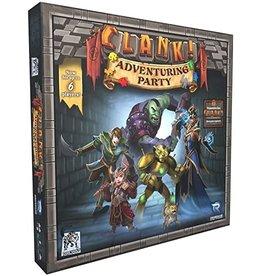 RENEGADE Clank! Adventuring Party