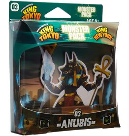 Iello King of Tokyo/ New York Monster Pack Anubis