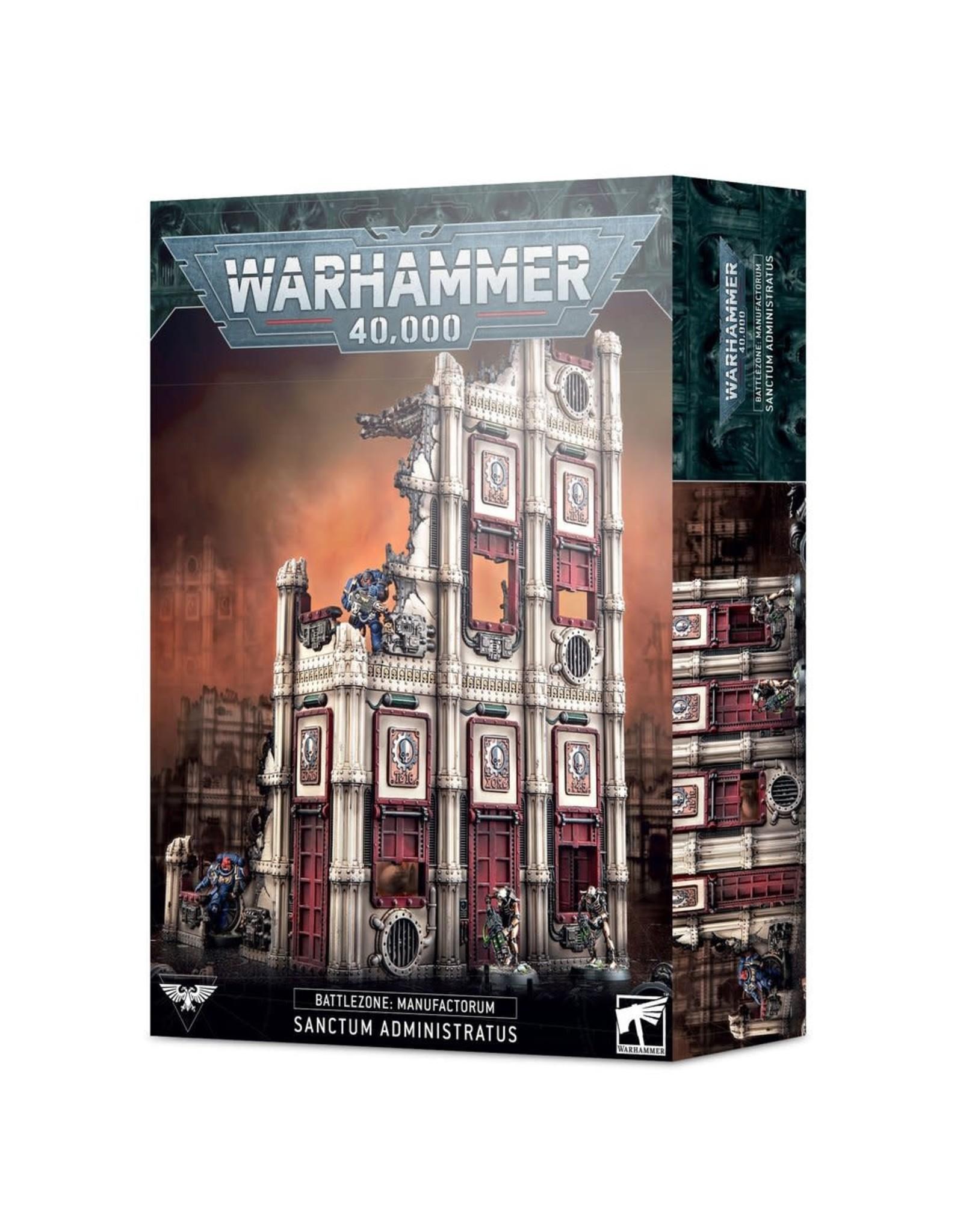 Games Workshop Battlezone Sanctum Administratus