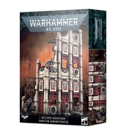 Games Workshop Battlezone Sanctum Administratus