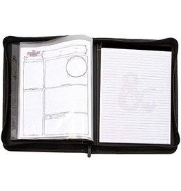 Ultra Pro D&D Premium Zippered Folio